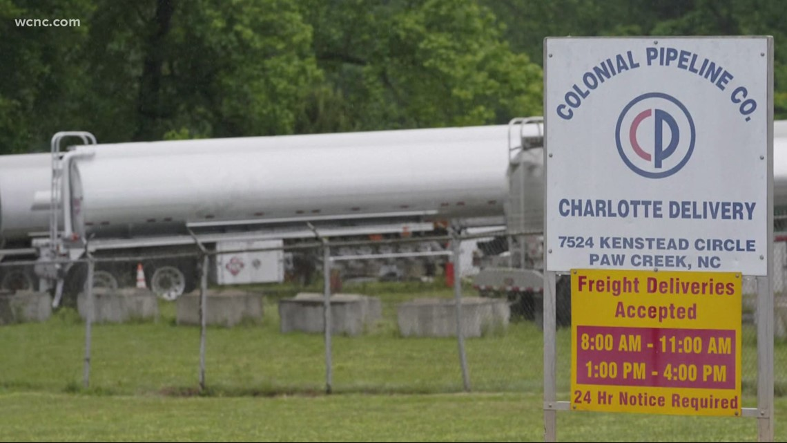 Colonial Pipeline restarts system with operations getting back to normal
