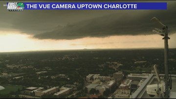 Severe weather in the Carolinas, 6 p.m. update