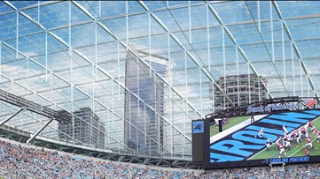 David Tepper wants a new stadium for the Panthers and he's doing a lot more than just talking about it