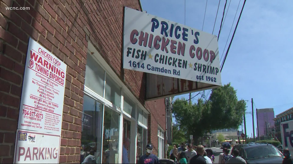 After 59 years, Price's Chicken Coop closing for good
