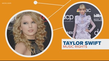 How Scooter Braun got the rights to Taylor Swift's old music catalogue