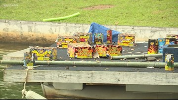 Several hurt in fireworks mishaps during 4th of July celebrations