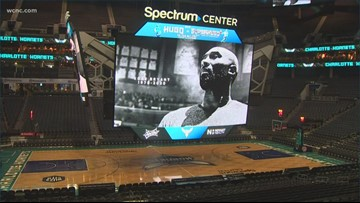 Coast-to-coast memorials honor Kobe Bryant