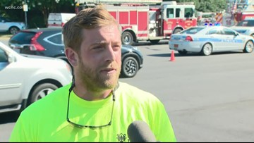 Community members recall shocking first moments of Ballantyne explosion