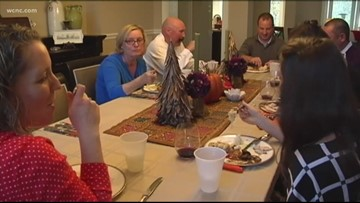Charlotte man offers to be your holiday date