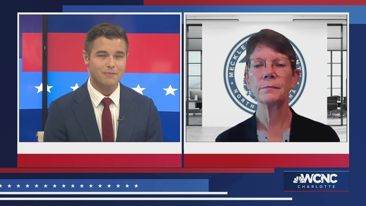 FLASHPOINT: Gibbie Harris speaks on her decision to retire, the state of Meck. County health dept.