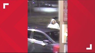 3-year-old safe after suspect steals car in Hickory