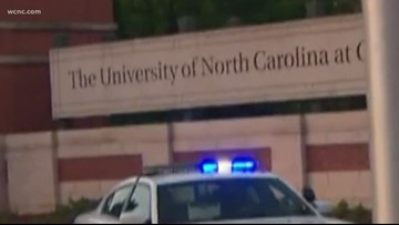 Search warrants: UNC Charlotte shooting suspect took video of scene, researched mass shootings