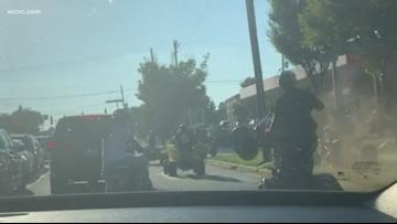 ATV and dirt bike riders terrorize Charlotte streets