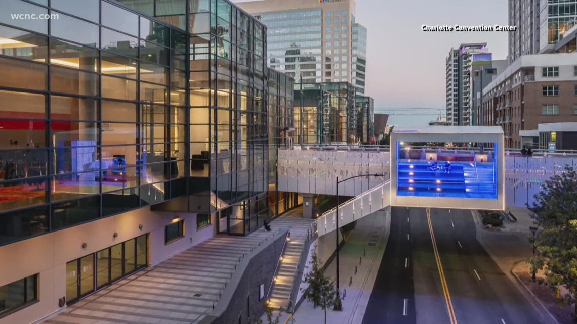 Upgraded Charlotte Convention Center to bring boost to Uptown