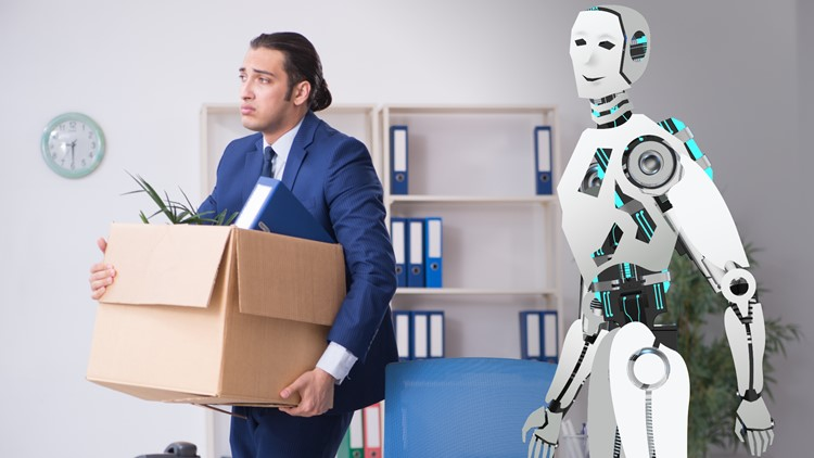 Automation entering service industry to overcome human labor shortage