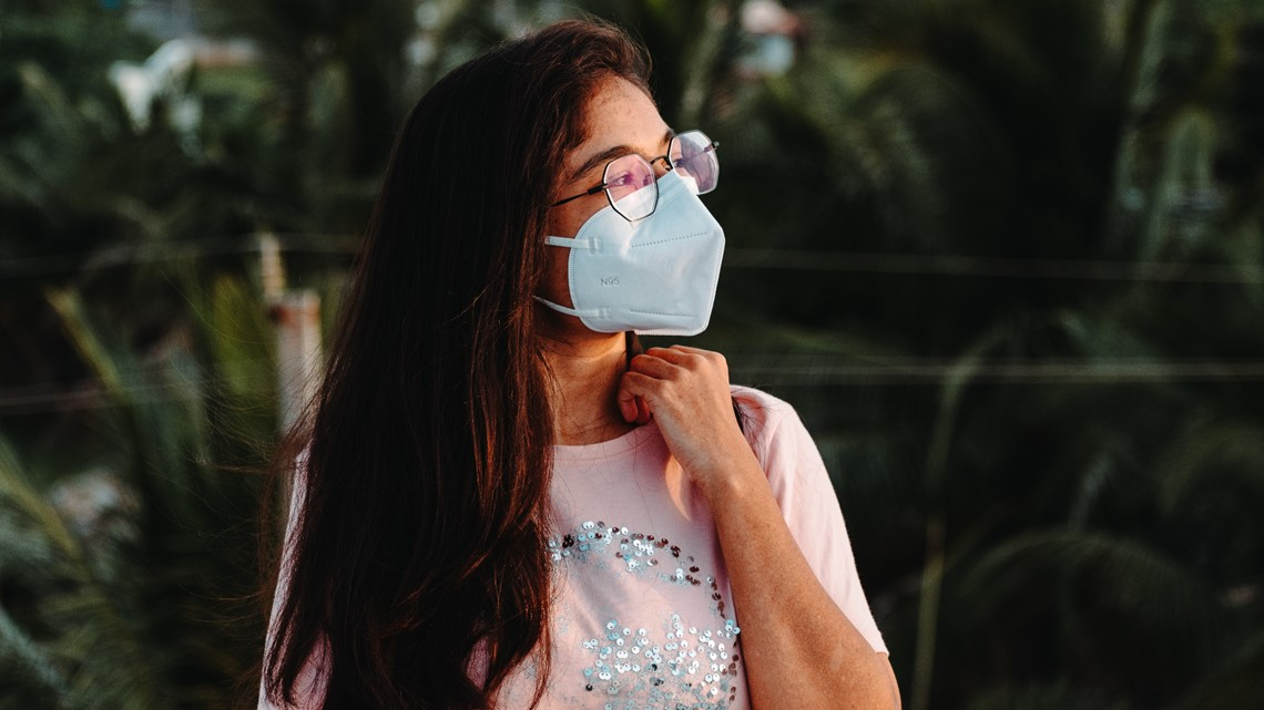 Some doctors saying cloth masks are not good enough
