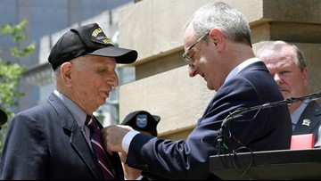 North Carolina honors veterans for 75th anniversary of D-Day
