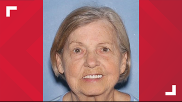 Silver Alert canceled for missing Hickory woman traveling with her dog
