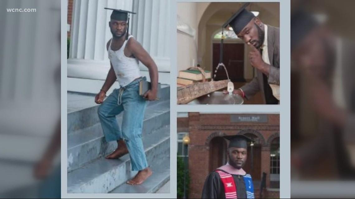 #ForTheCulture: Allen University grad's photos go viral