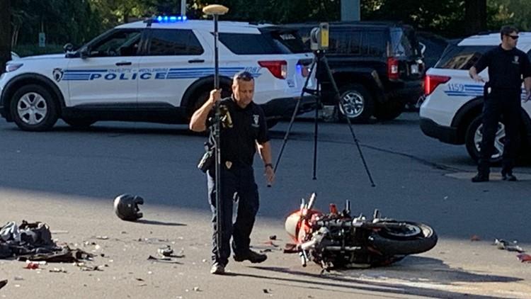 1 dead in south Charlotte crash: CMPD