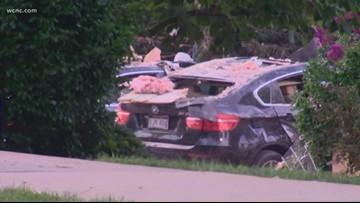 Woman killed, man injured in Ballantyne house explosion