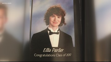 Friends, family remember UNCC victim Ellis 'Reed' Parlier as funny, bright