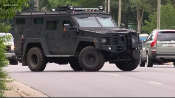 Should CMPD keep RNC security purchases secret until after the convention?