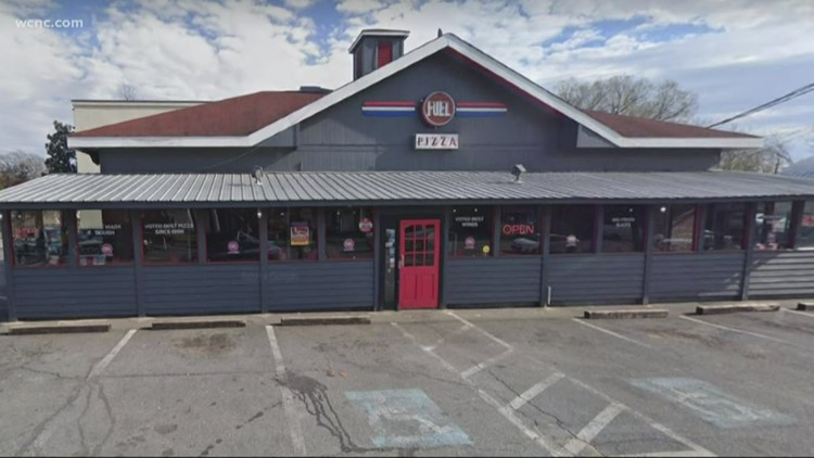 Charlotte Fuel Pizza had week-old anchovies and cheese during inspection