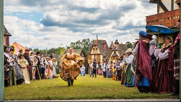 How you can audition for the 2019 Carolina Renaissance Festival