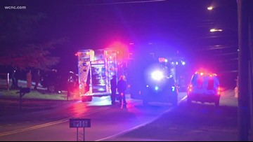 Two with life-threatening-injuries after crash on Tuckaseegee Road
