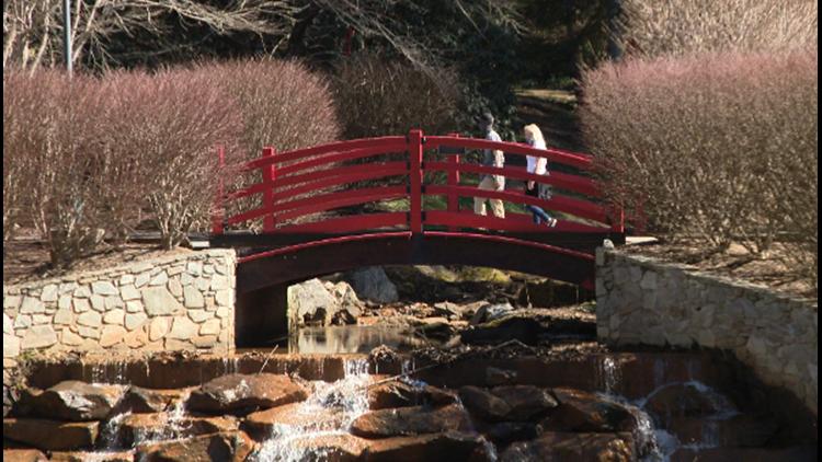A beautiful park to put on your North Carolina bucket list
