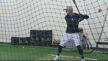 Charlotte Knights prepare for opening night in uptown