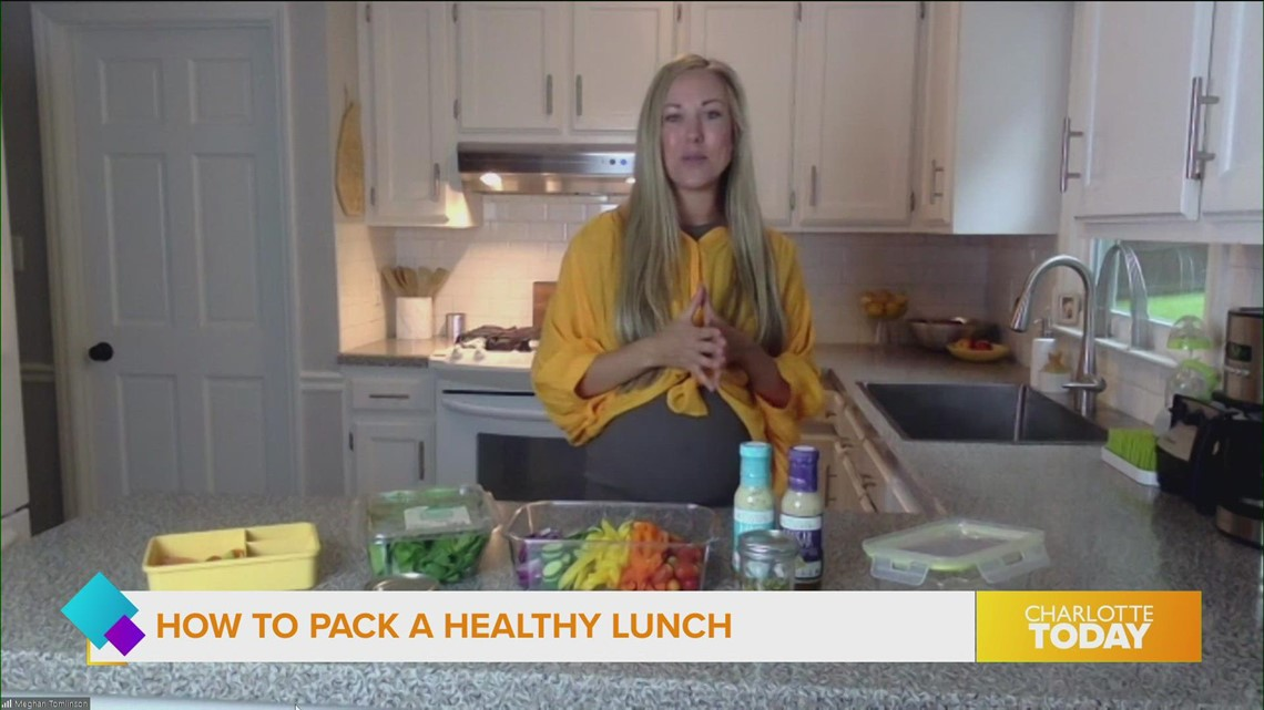 Returning to the office, pack a healthy lunch
