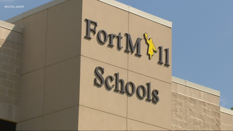 Fort Mill Schools go virtual so teachers can get vaccinated