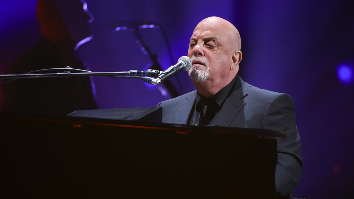 Billy Joel's Charlotte concert postponed until 2022