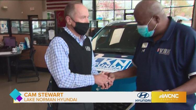 Military veteran is our Hyundai hometown hero winner