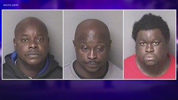 3 arrested for human trafficking in Gaston County