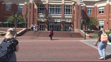 UNC Charlotte discusses campus safety