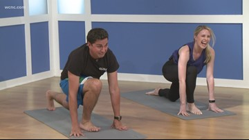 Yoga for a cause: Raise money for leukemia and lymphoma research