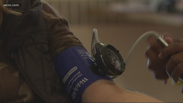 Red Cross holding emergency blood drives in Gaston County