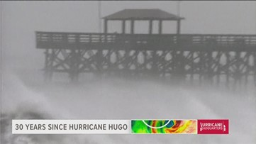 Hurricane Hugo: 30 year anniversary of the storm all others are compared to