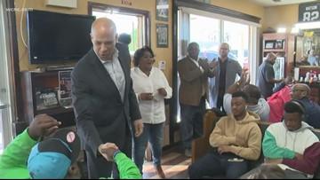 Senator Cory Booker comes to Rock Hill