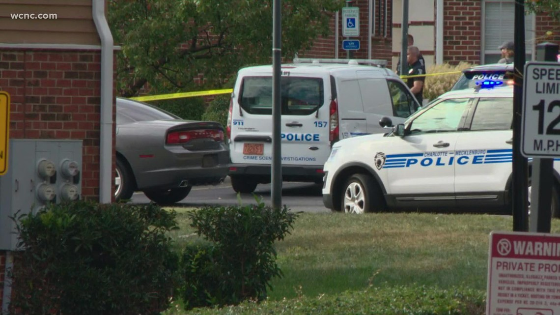 CMPD responds to triple shooting in northeast Charlotte