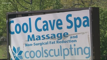 Charlotte spa manager charged with violating North Carolina 'stay at home' order