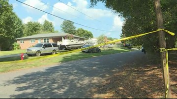 Man stabbed 20 times in Gaston County house