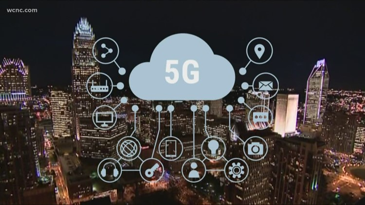 The Queen City working to get 5G in every corner of town