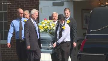 Funeral held for Maddox Ritch