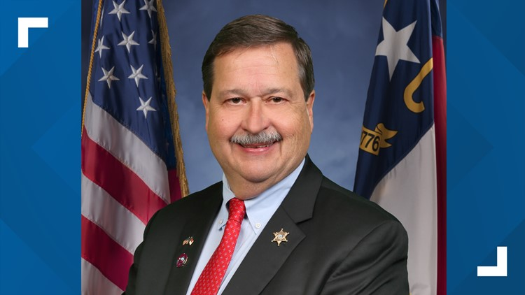 'Leaders within the present Gaston County Democratic party are actively recruiting an opponent for me'   Gaston County sheriff to retire
