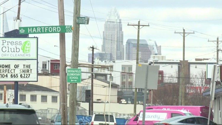 Source of income discrimination for housing is currently legal in Charlotte