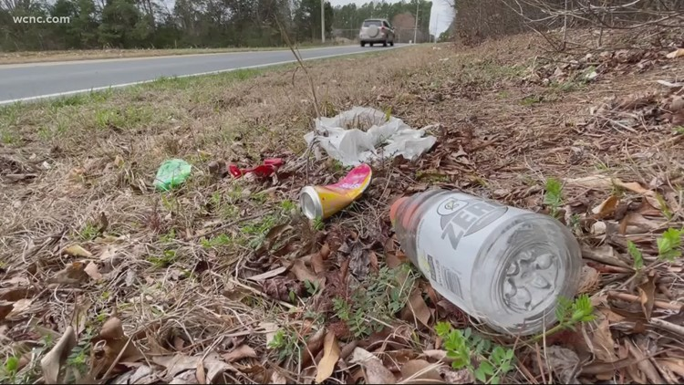 This is how much litterbugs have cost North Carolina picking up trash