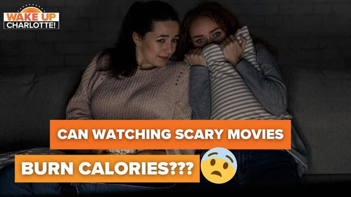 VERIFY: Yes, watching a scary movie can burn calories