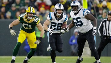 Game Grades: Panthers lose to Green Bay 24-16