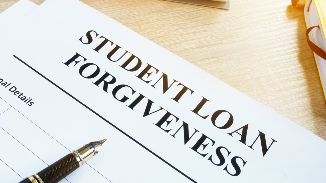 Major overhaul to student loan forgiveness. Who gets their debts erased?