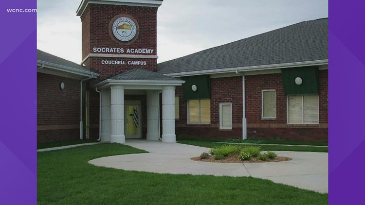 Parent-organized protest cancels classes at Matthews charter school